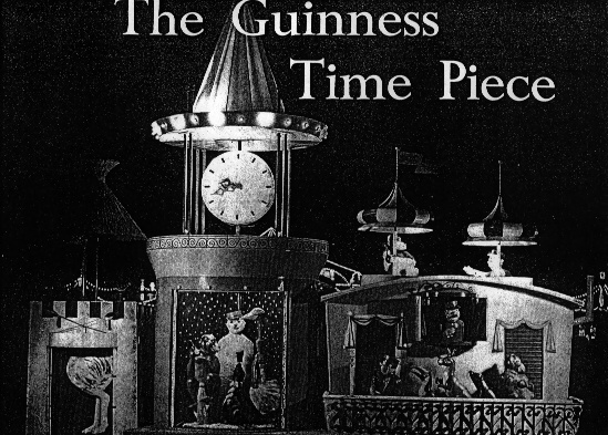 The Original Guinness Clocks Website